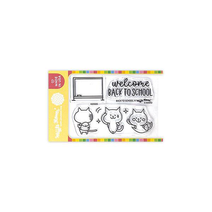 Back to School Stamp Set