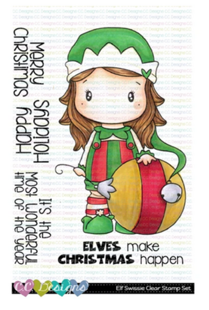 C.C Designs - Elf Swissie