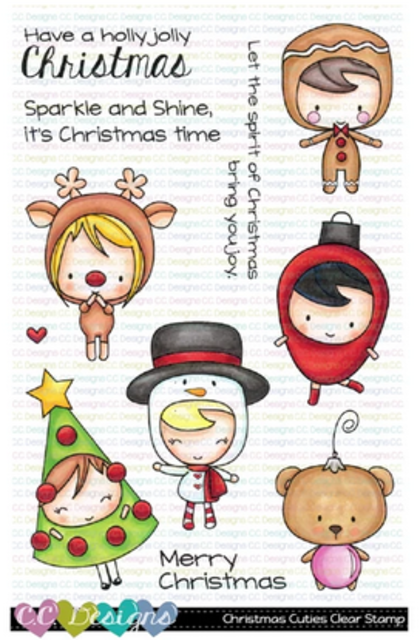 C.C Designs - Christmas Cuties