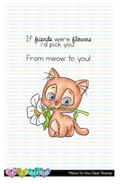 C.C Designs - Meow To You