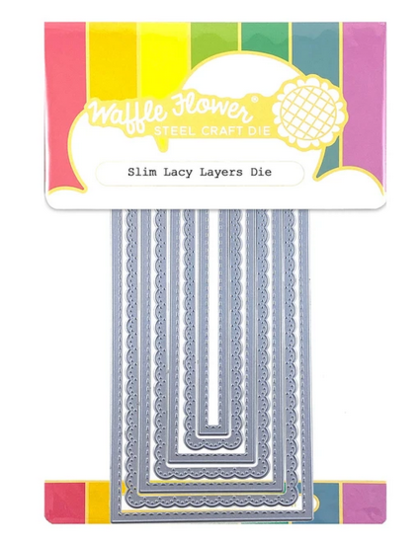 Slim Lacy Layers Die