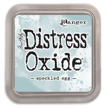 Distress Oxide - Speckled egg