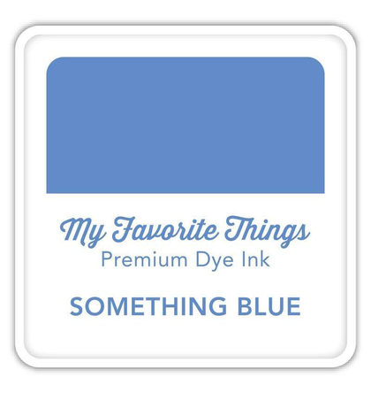 Something Blue Premium Dye Ink Cube WS