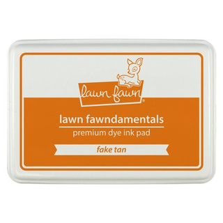 Lawn Fawn Tinta - Fake Tan Ink Pad