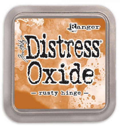 Distress Oxide - Rusty hinge