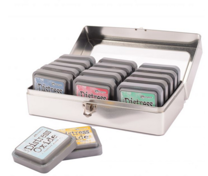 Ranger • Tim Holtz Distress ink pad Storage tin