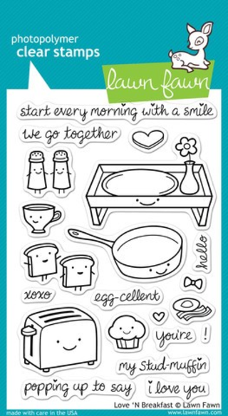 Sellos love 'n breakfast